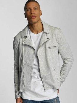 Bangastic Motor Zip Jacket Grey