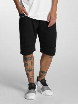 Bangastic Pantalón cortos Sweat negro