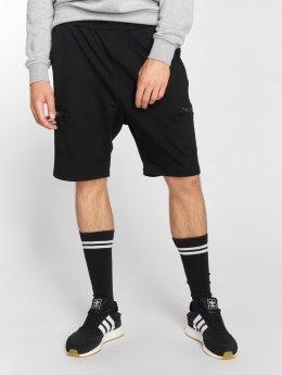 Bangastic Pantalón cortos Zip negro