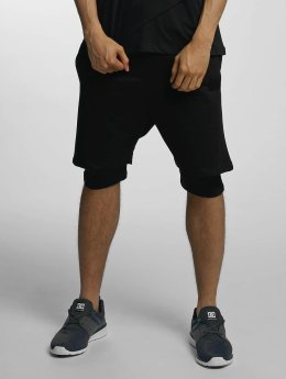 Bangastic Shorts Sweat schwarz