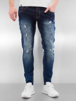 Bangastic Slim Fit -farkut A75 sininen