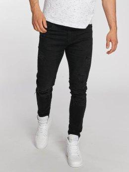 Bangastic Slim Fit Jeans Burundi черный