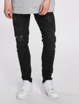 Bangastic Slim Fit Jeans Cole black