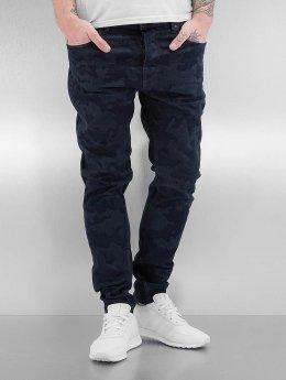 Bangastic Slim Fit Jeans Lund blau