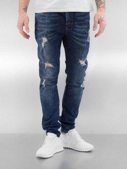 Bangastic Slim Fit Jeans Lumo blau