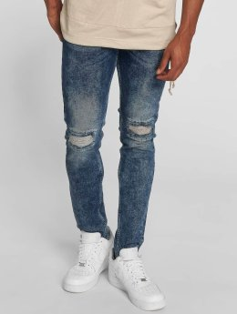 Bangastic Slim Fit Jeans Alonzo blauw