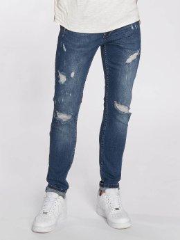 Bangastic Slim Fit Jeans Jay blauw