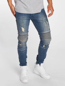 Bangastic Slim Fit Jeans Drew blue