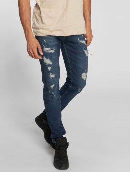 Bangastic Slim Fit Jeans Brady  modrá