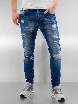 Bangastic Slim Fit Jeans Burundi modrý