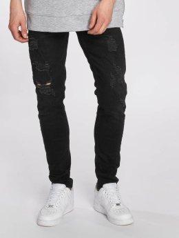 Bangastic Slim Fit Jeans Cole nero