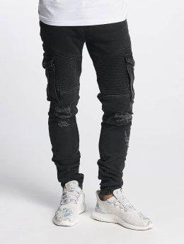 Bangastic Slim Fit Jeans Hjalmar zwart