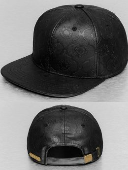 Bangastic Snapback Cap PU schwarz