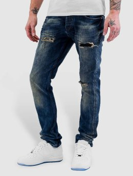 Bangastic Straight Fit Jeans Widow blue