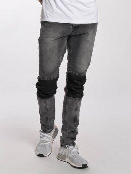 Bangastic Straight Fit Jeans PU gray