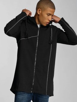 Bangastic Sweat capuche zippé Mitch noir