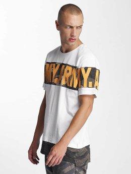 Bangastic T-Shirt Army blanc