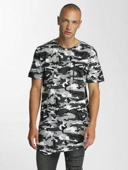 Bangastic T-Shirt Camo gris