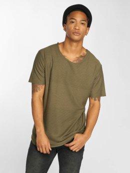 Bangastic t-shirt Chet olijfgroen
