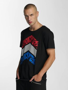 Bangastic t-shirt Arrow zwart