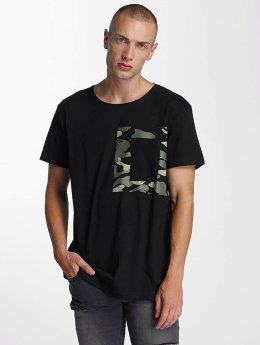 Bangastic t-shirt Sargeant zwart