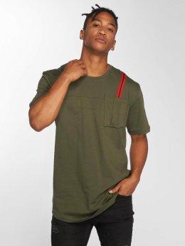 Bangastic T-skjorter Lyndon oliven