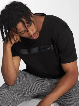 Bangastic T-skjorter Stripe svart