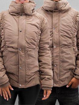 Bangastic Vinterjakke Soft brun