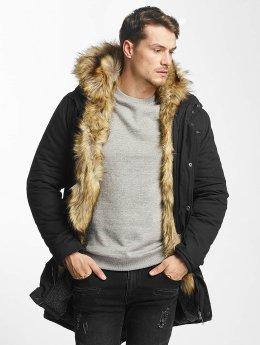 Bangastic Winterjacke Best Off schwarz