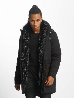 Bangastic winterjas Best Off zwart