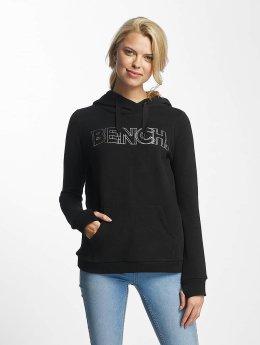 Bench Bluzy z kapturem Corp Print czarny
