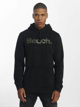 Bench Bluzy z kapturem Camo Print czarny