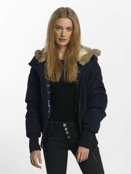 Bench Bomber jacket Rick blue