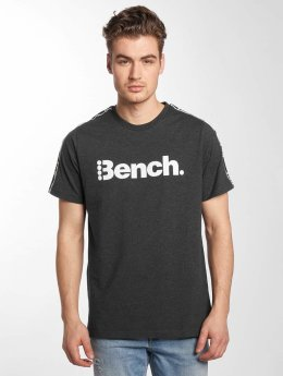 Bench Camiseta Beach Logo gris