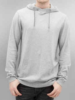 Bench Hoodie Melange gray