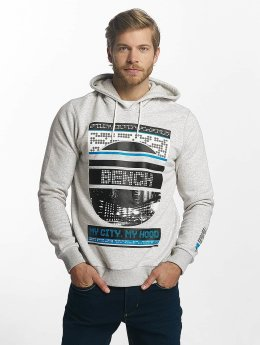 Bench Hoodie Graphic gray
