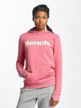 Bench Hoodie Crop Print ros