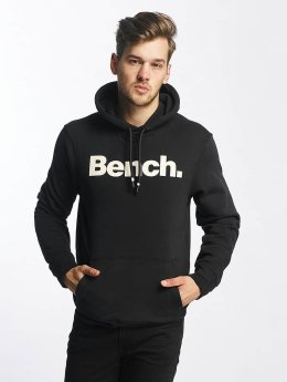 Bench Hoody Logo schwarz