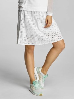 Bench Jupe Cotton Crochet blanc