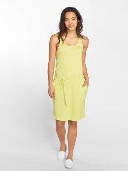 Bench Frauen Kleid Life in gelb