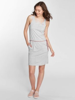 Bench Kleid Back Detail grau