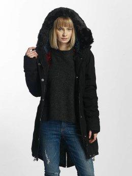 Bench Manteau hiver New noir