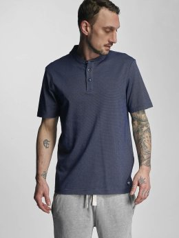 Bench Poloshirt Jersey blau