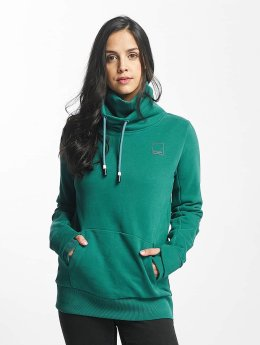 Bench Pullover Overhead Funnel green