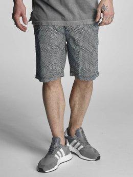 Bench Shorts Aop Tile blu