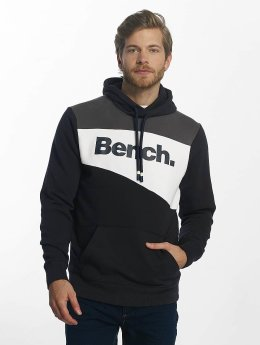 Bench Sweat capuche Essentially bleu