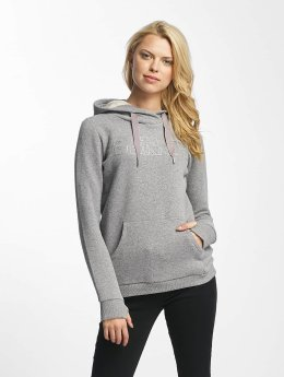Bench Sweat capuche Corp Print gris