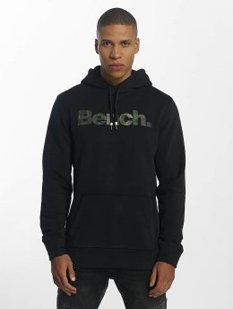 Bench Sweat capuche Camo Print noir