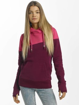 Bench Sweat capuche Life pourpre