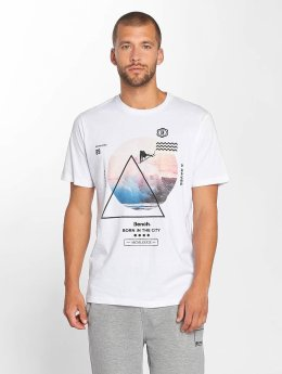 Bench T-Shirt Performance blanc